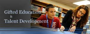 Gifted Education & Talent Development Certificate - ONLINE